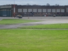 Hover taxiing back to the ramp