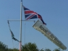 Flag\'s up and all is well